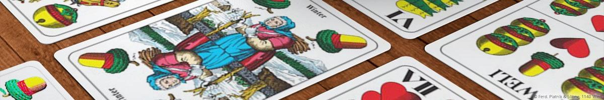 doppeldeutsche spielkarten bedrucken lassen österreich, werbeartikel, werbegeschenk, werbemittel, promotion