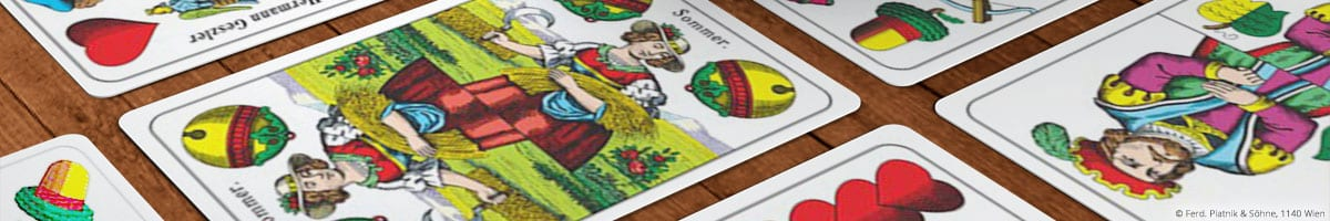 schnapsen doppeldeutsche spielkarten bedrucken lassen österreich, werbeartikel, werbegeschenk, werbemittel, promotion