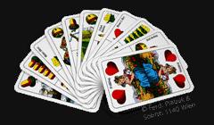 Spielkarten Werbegeschenk / Werbeartikel. Ihr Werbeaufdruck mit individuell gestalteter Kartenspiel Rückseite & Verpackung. Auch für den Weiterverkauf.
